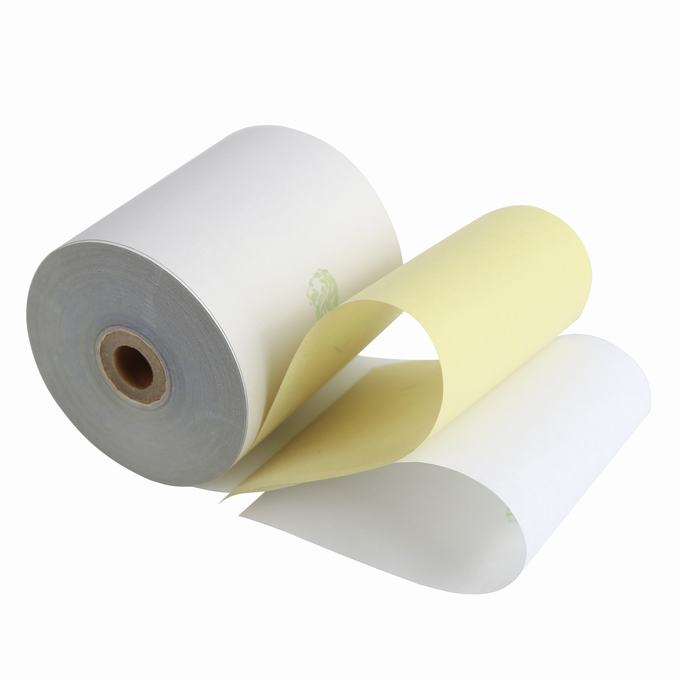 两层无碳纸